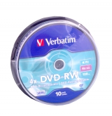 Диски DVD-RW