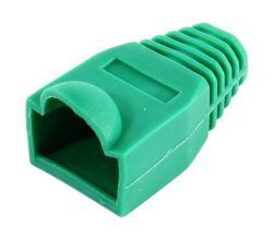 Колпачок изолирующий к коннектору RJ-45 (упаковка - 100 шт) 5bites US016-GR зелёный