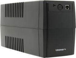 ИБП(UPS) Ippon Back Basic 650 USB 650VA (360Вт) C13 (IEC-320-C13)