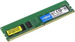 Модуль памяти DDR-IV DIMM 4Gb PC4-19200 Crucial  CT4G4DFS824A  CL17