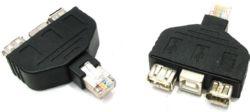 Адаптер USB( для TC-NT2)  для тестирования кабелей USB/1394 (2шт)