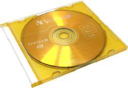 Диск DVD+R     4.7Gb Verbatim 16x Color