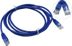 Кабель Patch Cord UTP кат.5e 2м   синий