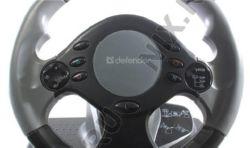 Джойстик-Руль Defender EXTREME Turbo (Vibration, рулевое колесо, педали,8поз.перекл.,10кн.,2 поз.рыч