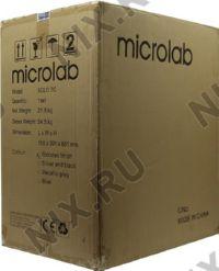 Колонки Microlab SOLO-7C 2.0 2x55W, дерево, ПДУ