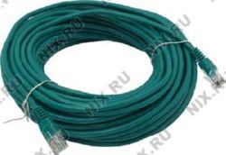 Кабель Patch Cord UTP кат.5e  20м зелёный
