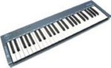 Кл-ра MIDI Axelvox 49J Gray (49 клавиш, 4 октавы)