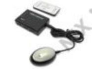 Видео переключатель HDMI Switcher (5in  - 1out,1.3b) Espada HSW0501S
