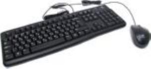 Комплект кл-ра + опт.мышь Logitech Desktop MK120 (920-002561) мышь+клавиатура USB чёрная