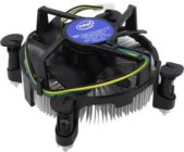 Кулер Soc-1155/1156 Intel Cooler (4-pin,Al) Low  Profile