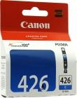 К-ж(Чернильница) Canon CLI-426C Cyan для PIXMA iP4840,  MG5140/5240/6140/8140