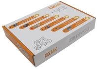 Конвертер (Адаптер) USB AM --> LPT25F STLab U-370 (RTL)