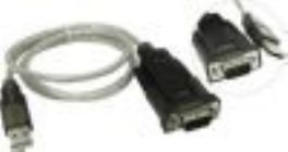 Конвертер (Кабель-переходник) USB(A)-COM9M Orient USS-101(N) 0.8 м