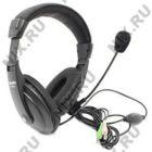 Наушники+микрофон AP-860 (Galaxy/Sven/Gembird)