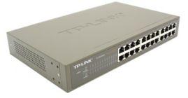 Сетевой Switch 10/100/1000*24 TP-LINK TL-SG1024D Неуправляемый коммутатор (24UTP 10/100/1000Mbps)
