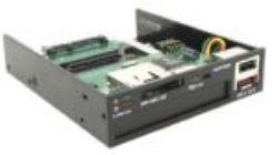 """Мобильное шасси 3.5""""для HDD2.5 SATA,USB2.0,eSATA,CR Scythe SCKMRK-3.5 Kama Rack 3.5"""