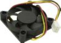 Вентилятор 50x50x10 Titan FAN TFD-5010M12Z (3пин, 50x50x10mm,23дБ,4500об/мин)