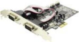 Контроллер PCI-Ex1,  6xCOM9M STLab I-472 (RTL)