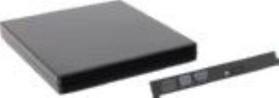 Внешний бокс для подключения Slim (12,7) CD/DVD привода,USB. Espada USD01