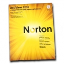 Антивирус NORTON AntiVirus 2010 RU 1 USER (RTL)