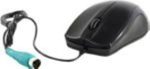 Мышь Defender Optical Mouse Optimum MB-150 Black (RTL) PS/2 3btn+Roll,  52150