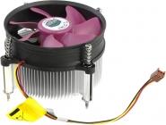 Кулер Soc-1150/1155/1156/1151/775 Cooler Master CP6-9GDSC-0L-GP (3pin, AlCu, 110W)