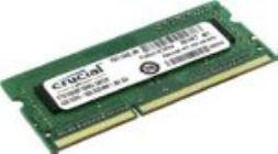 Модуль памяти SODIMM DDR-III 4Gb PC3-12800 Crucial CT51264BF160B(J) 1.35В, RTL