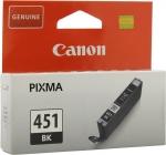 К-ж(Чернильница) Canon CLI-451Bk Black для PIXMA  MG6340