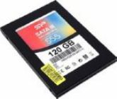 "Жесткий диск 2,5"" SSD SATA-III 120 Gb Silicon Power Slim S55 SP120GBSS3S55S25 6Gb/s TLC"
