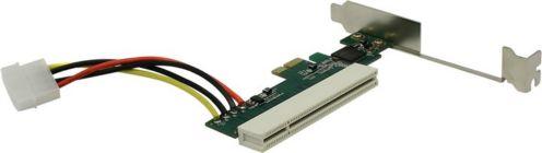 Адаптер Espada  E PCI F-PCI M4 p Ad  controller PCI-Ex1 --  PCI