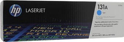 Картридж hp CF211A (131A) голубой для HP LaserJet Pro 200/M251/MFP M276 (1800 стр.)