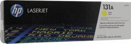 Картридж hp CF212A (131A) желтый для LaserJet Pro 200/M251/MFP M276 (1800 стр.)
