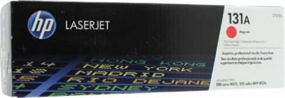 Картридж hp CF213A (131A) красный для LaserJet Pro 200/M251/MFP M276 (1800 стр.)