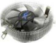 Кулер Soc-775/1155/754-AM2/AM3/FM1 ZALMAN CNPS80F (3пин,20 дБ,2500об/м, 82 Вт, Al)