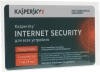 Антивирусная прогр.Kaspersky Internet Security Multi-Device 3-device продление лиц.(карточка) 1 year