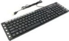 Клавиатура  Defender OfficeMate MM-810 USB 105КЛ+20КЛ М/Мед 45810
