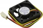 Вентилятор 40x40x10 5bites F4010S-3 (3пин,22дБ,5500 об/мин)