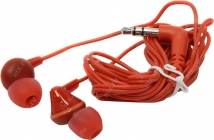 Наушники Panasonic RP-HJE125E-R (вклад., закр,10-24000 Гц, каб 1.1м, штекер 3.5мм, красные)
