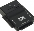 "Конвертер (Адаптер) USB3.0-IDE/SATA AgeStar 3FBCP1(USB3.0 2.5""SSD+2.5""/3.5""IDE+2.5""/3.5""SATA)"