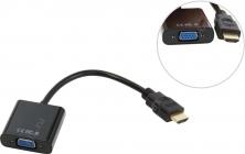 Конвертер HDMI (M) -- > VGA(15F) Telecom TA558