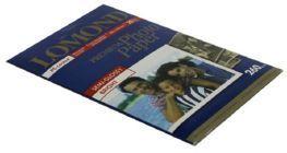 Бумага A6 Lomond 260г/м2   20л., полуглянцевая (1103302)