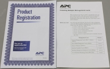 Модуль управления для ИБП APC AP9618 New Network Management Card with Environmental monitoring and M
