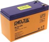 Аккум. для ИБП(UPS) (12V,  9Ah) Delta серии HR 12-34W
