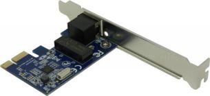Сетевой адаптер PCI-Ex1 10/100/1000MBit ORIENT XWT-R81PE (OEM)