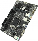 Мат.плата Soc-1151 GIGABYTE GA-H110M-S2 (RTL) H110  PCI-E Dsub SATA GbLAN SATA MicroATX 2DDR4
