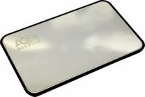 "Моб.шасси внеш. 2.5""SATA=USB3.0 AgeStar 3UB2A8S-(6G) Silver"