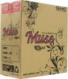 Корпус Micro-ATX (без БП) GMC Muse Black