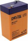 Аккум. для ИБП(UPS) (6V,  4.5Ah) Delta HR 6-4.5