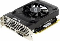 В/к PCI-E 4Gb DDR GF GTX1050 Ti Palit  GTX 1050 Ti StormX (RTL) DVI+HDMI+DP 128bit DDR5