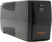 ИБП(UPS) Exegate Power BNB-600 Black 600VA (244543)